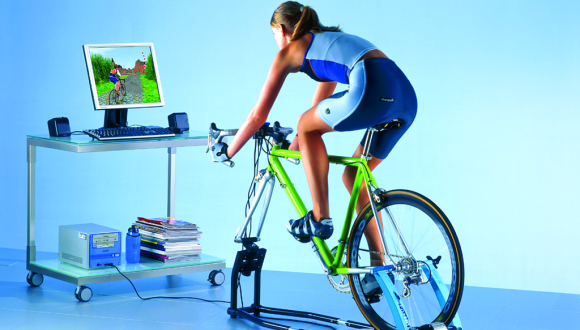 Spiining und Indoorcycling